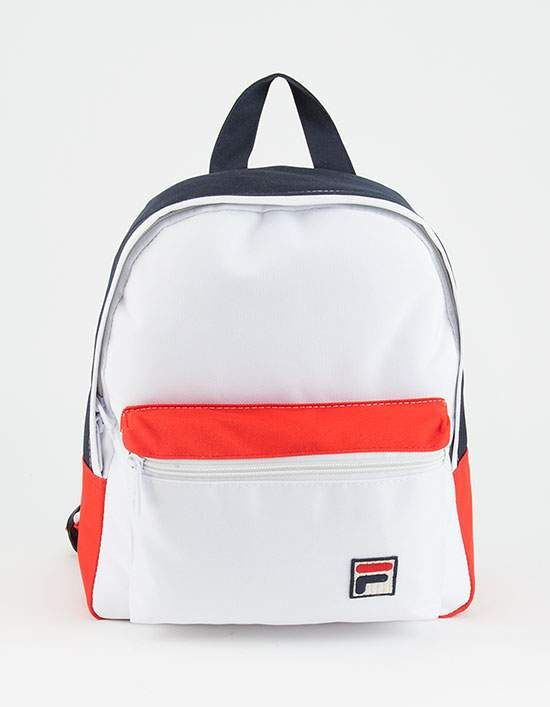 fila backpack yellow