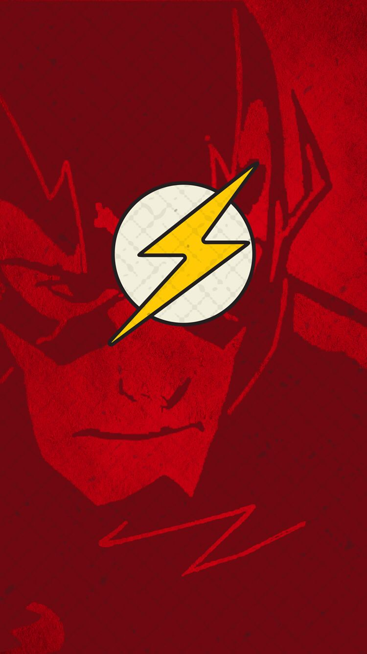 flash wallpaper iphone  Flash 01 - iPhone 6 | DC Comics iPhone Wallpapers | Pinterest ...