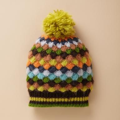 love knitted hats like this one.