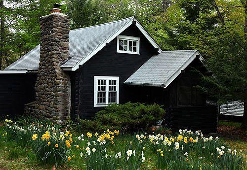Stephen Orr's Lake Cabin Features Low-maintenance Plants