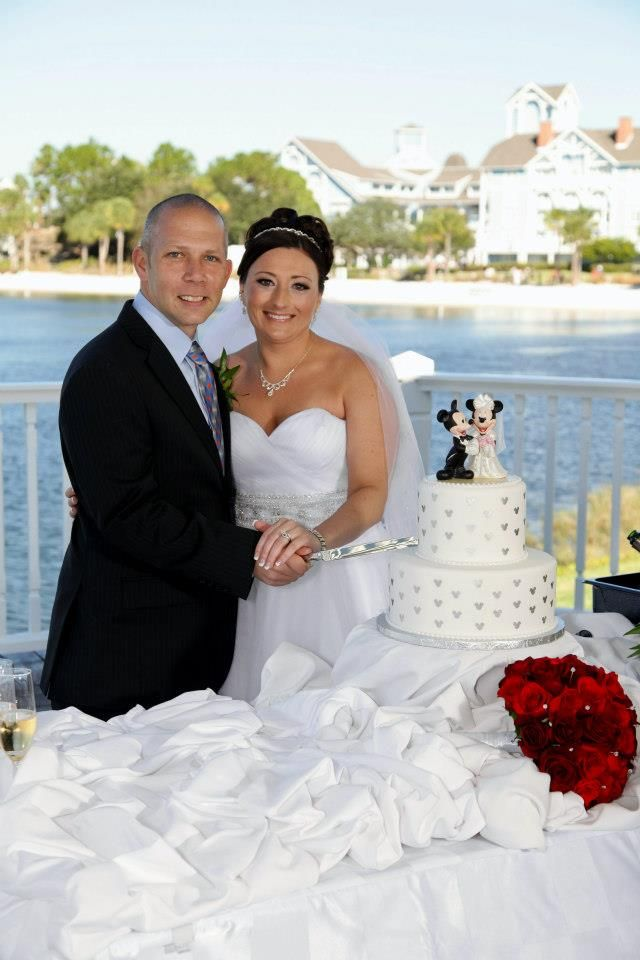 Sea Breeze Point Wedding Walt Disney World