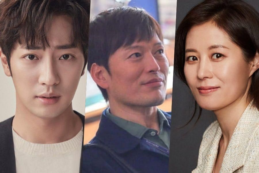 Lee Sang Yeob Confirmed To Star In New MBC Drama Alongside Jung Jae Young And Moon So Ri