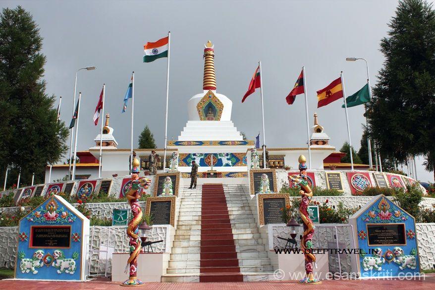 Tawang War Memorial, Arunachal Pradesh