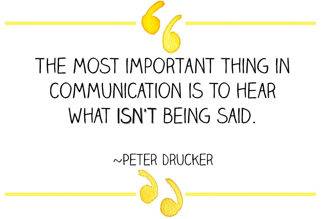 We Love This ‪#‎quote‬ From Peter Drucker. Facial