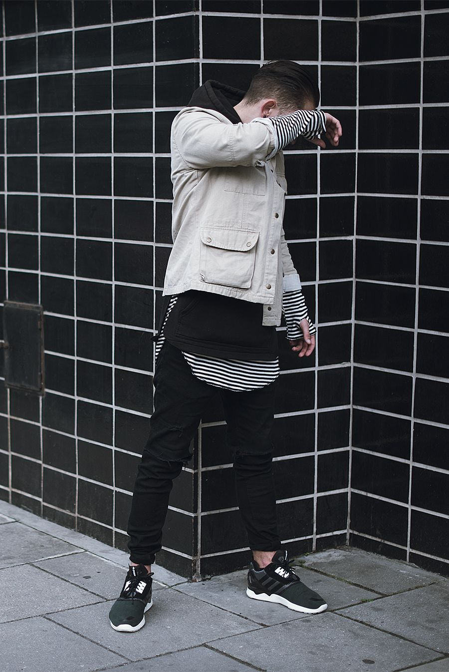 Pin di Photography Ideas su streetwear Acronym Techwear