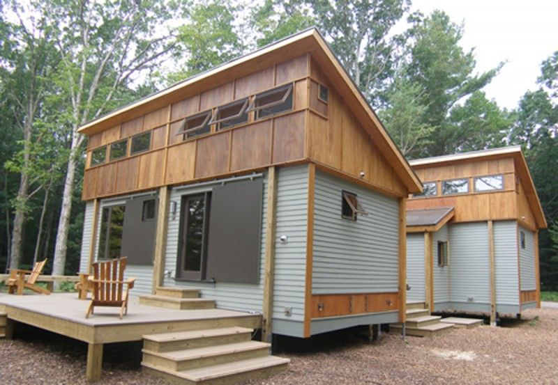 Cottage style prefab house plans unique dwellings vtc3 for Cottage style manufactured homes
