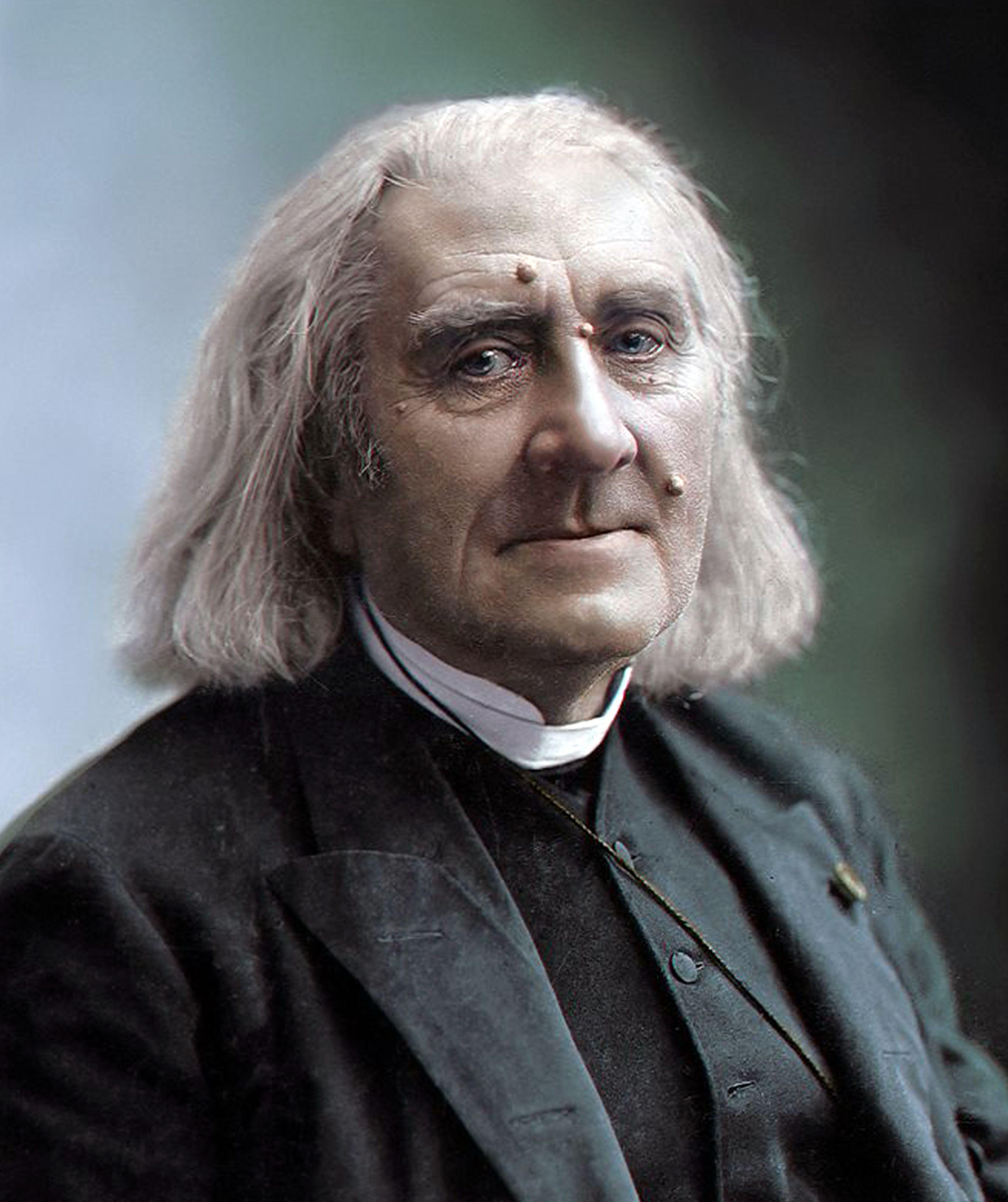 Franz Liszt Classical Music Composers Famous Composers Liszt