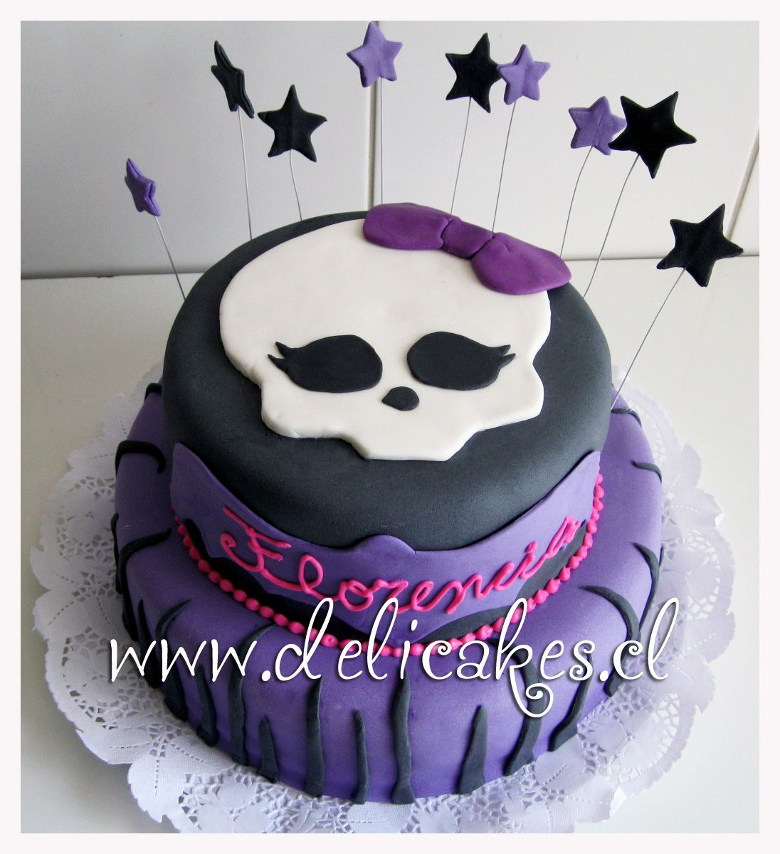 Decoracion Tortas Bizcochos Pasteles Monster High AjilbabCom ...
