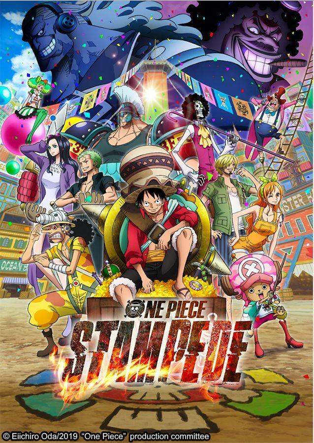 One Piece Stampede débarque au cinéma à la rentrée, 22