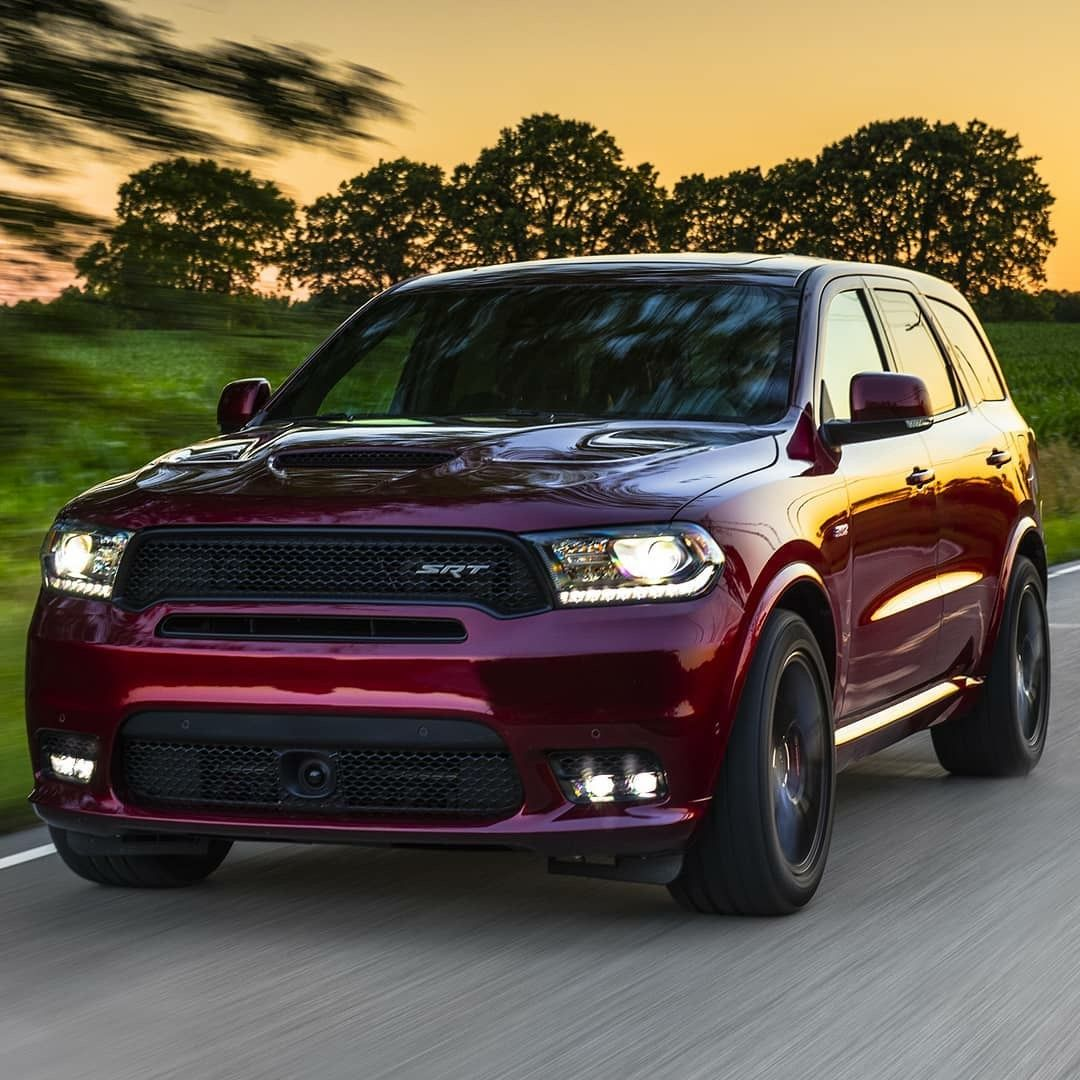 2019 Dodge Durango Srt Cars And Stuff Dodge Durango Dodge