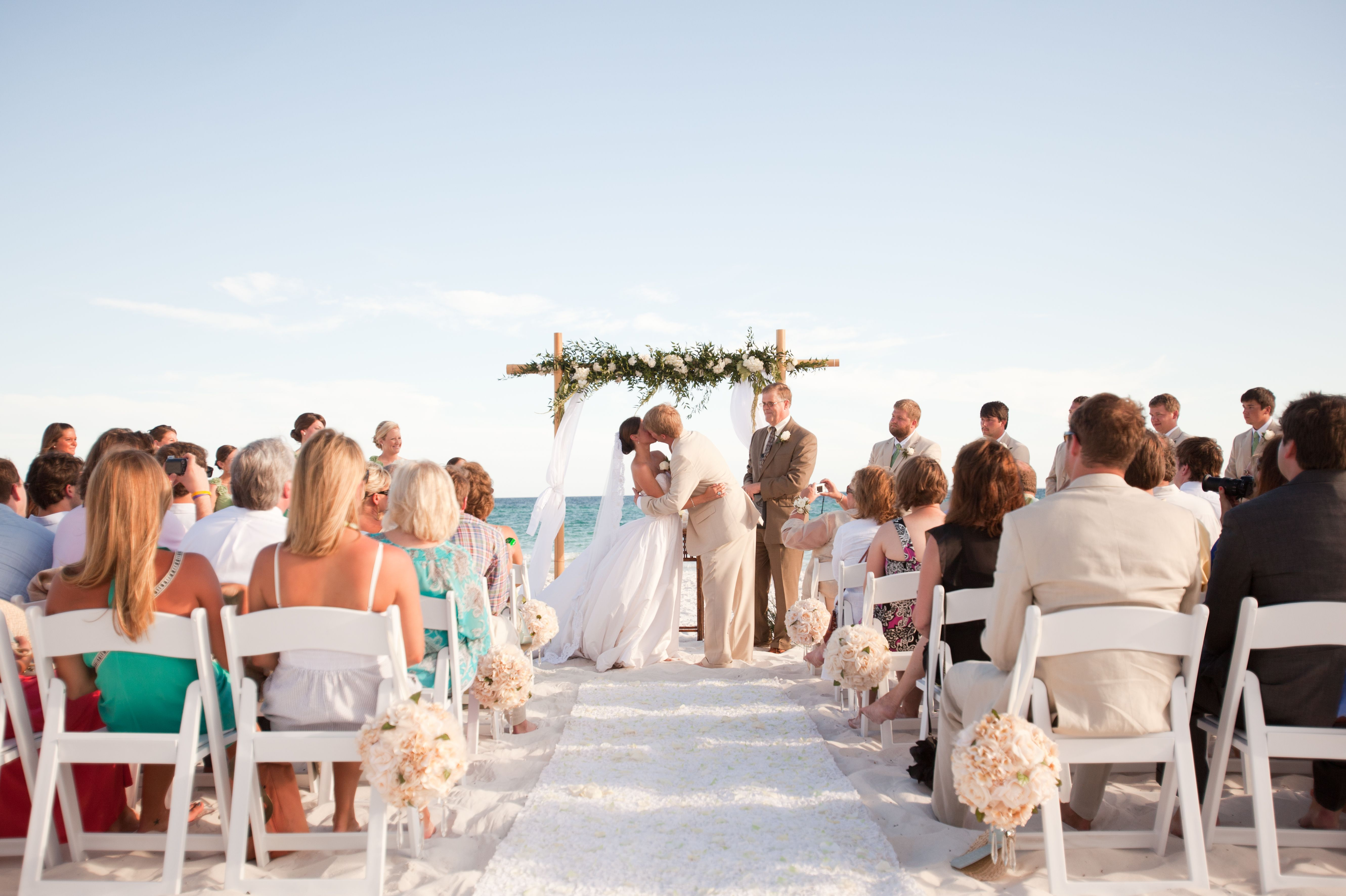 Find This Pin And More On Florida Beach Wedding Ceremony