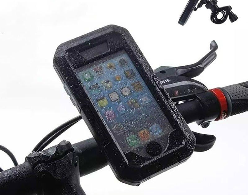 Best Seller Motorcycle Bicycle Phone Holder Bag For Iphone X 8 7 6