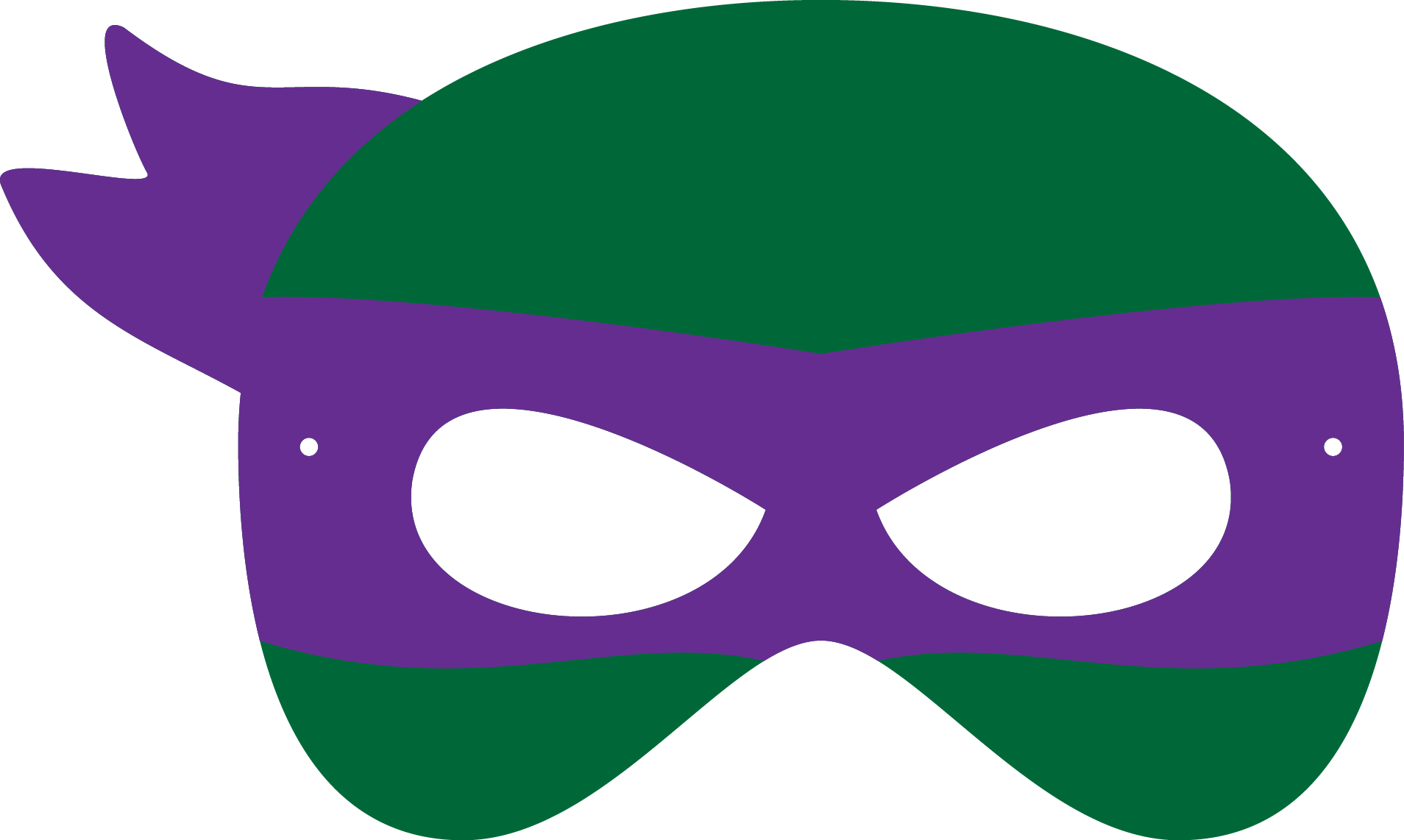 It is a photo of Lively Ninja Turtle Printable Mask