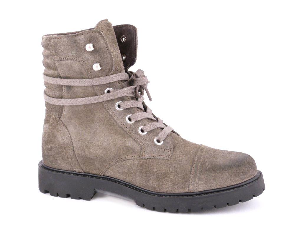 Veterboots Shoecolate Shoecolate Femmes 4HX2fItOo