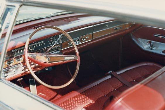 1965 Chrysler Crown Imperial Interior Maintenance Restoration Of