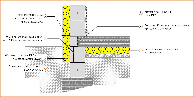 Floor insulation concrete floor on floor eifs exterior - Exterior wall construction details ...