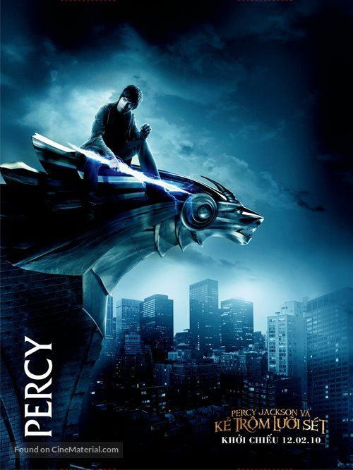Best Percy Jackson The Olympians The Lightning Thief 400 x 300
