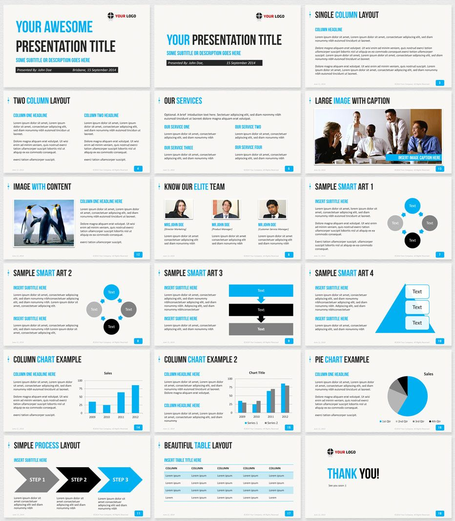 Powerpoint template branding logos and identity pinterest powerpoint template toneelgroepblik Image collections
