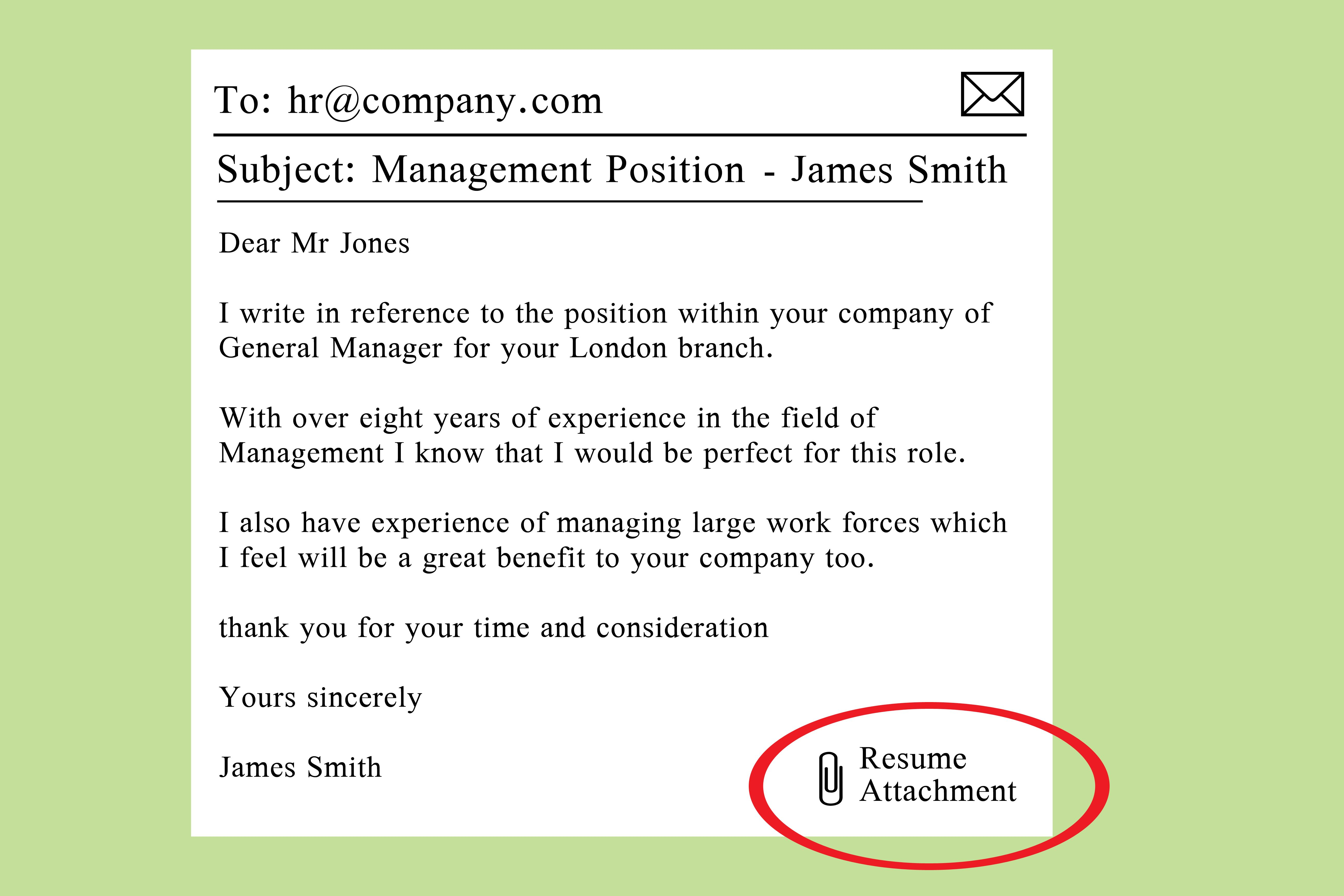 How to Write an Email Asking for a Job   Writing services, Writing ...