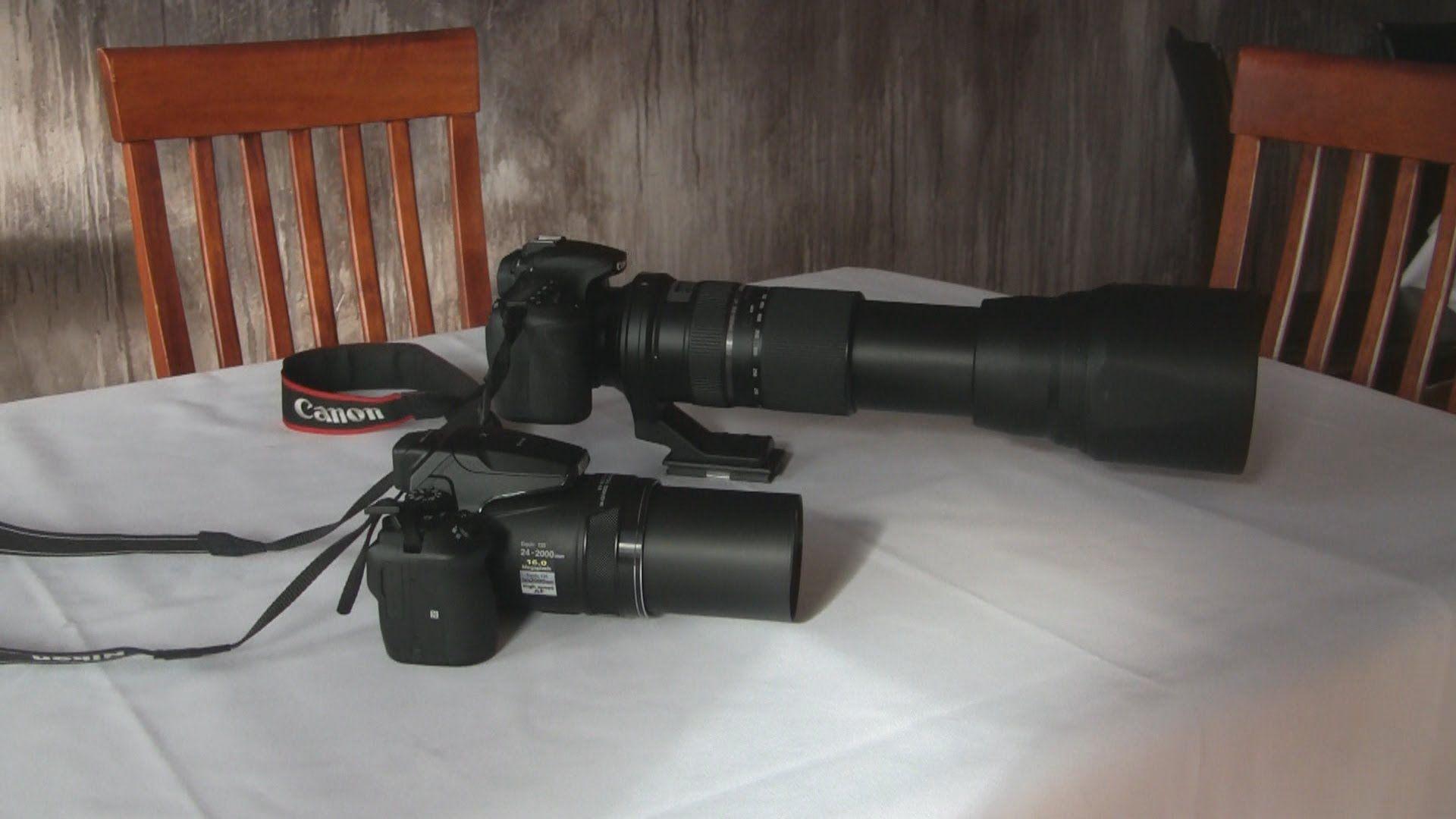 Zoom Test Nikon Coolpix P900 Vs Canon D60 150 600m Coolpix P900 Nikon Coolpix P900 Nikon P900