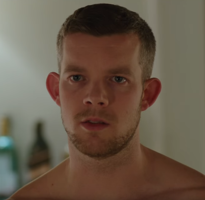 tovey girls A shirtless russell tovey persuades his teammate to remove his shirt as well in a flirty clip from the new gay footballer movie the pass.