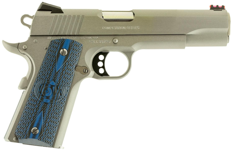 Colt Government 1911 Competition Pistol .38 Super, 5\