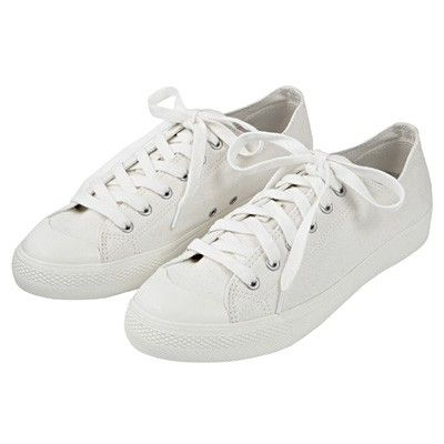 Men's Cotton Sneaker | Sneakers, White