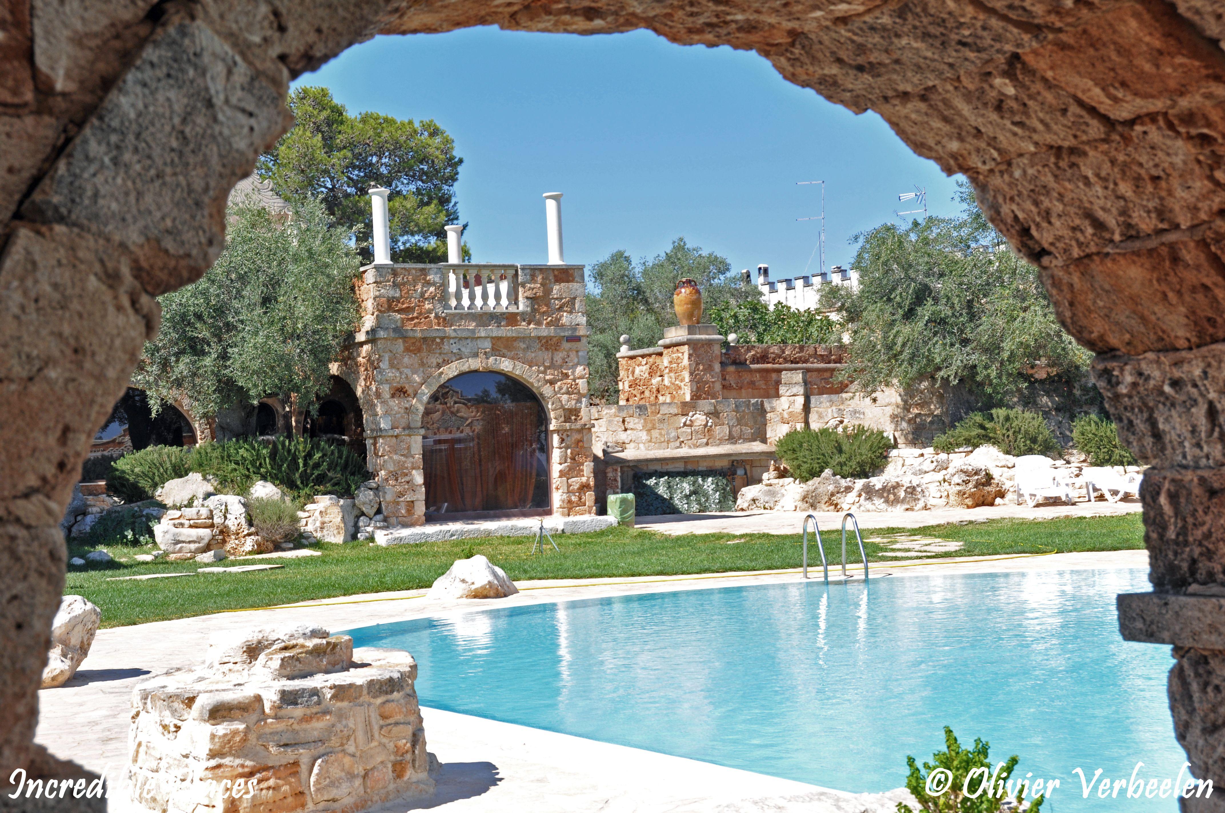 Incredible Places Special Tenute Al Bano Carrisi Apulia July