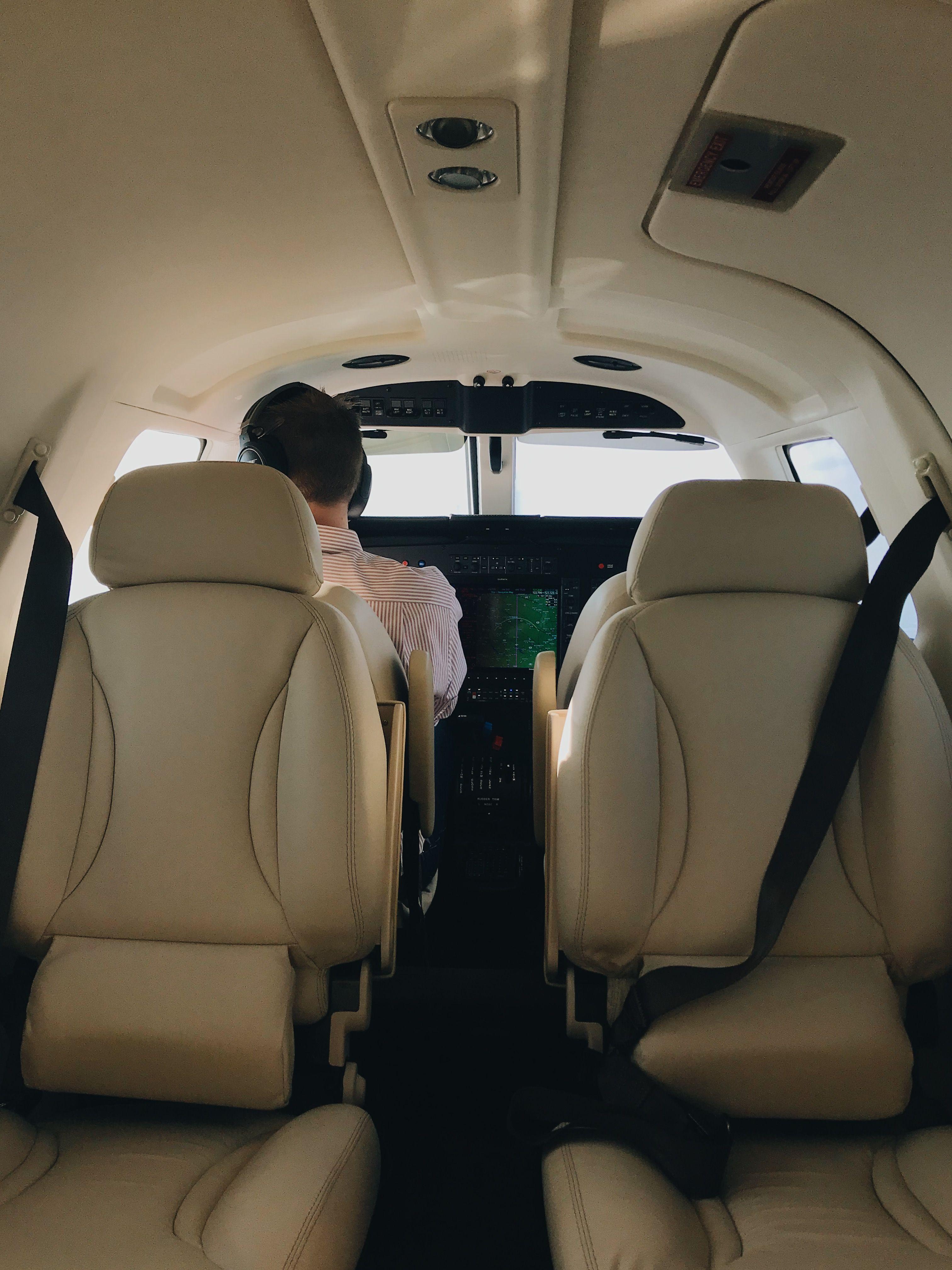 Piper M350. Small Plane. Adventure Aviates. Pilot