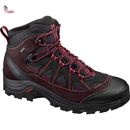Salomon Ellipse Aero Women's Trail Zapatilla De Trekking - SS15 - 40.7 mqFVR