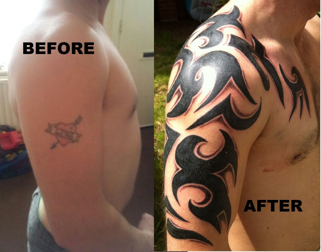 Cover Up With Tribal Tattoos Google Search Tribal Tattoos Tattoos For Guys Tribal Tattoo Designs