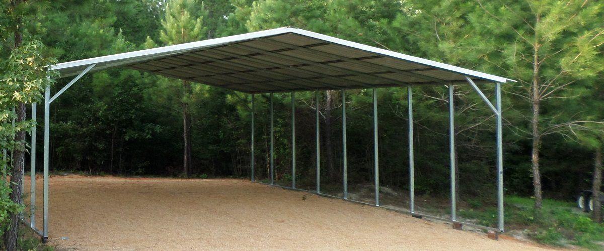 3 sided a frame carport 24 x 20 x 40 x 8 http www. Black Bedroom Furniture Sets. Home Design Ideas