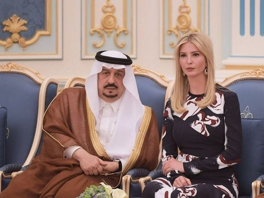 UAE, Saudia Arabia to Donate $100M to Ivanka Trump Women Entrepreneurs Fund