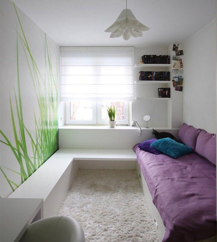 25 ideen f r trendige wandgestaltung im jugendzimmer. Black Bedroom Furniture Sets. Home Design Ideas