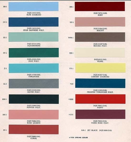 1958 dodge interior interior colors and fabrics cars pinterest 1958 dodge interior interior colors and fabrics fandeluxe Choice Image
