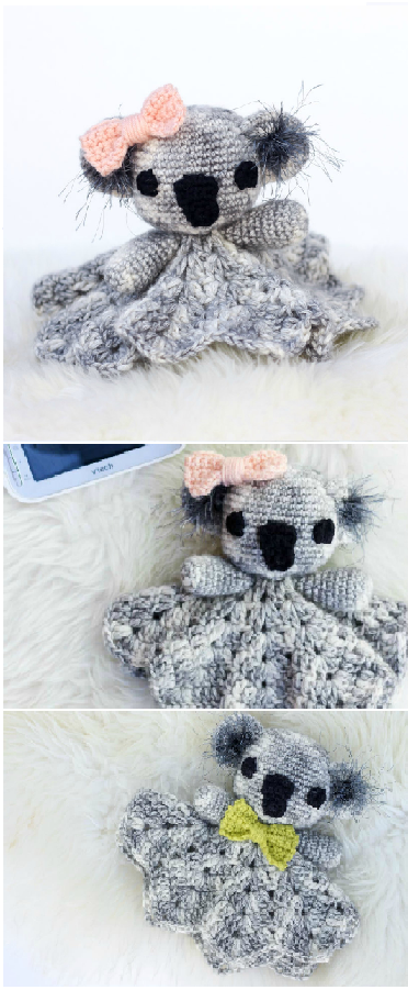 Cuddly Coala Lovey | colchas | Pinterest | Aprender crochet, Comprar ...