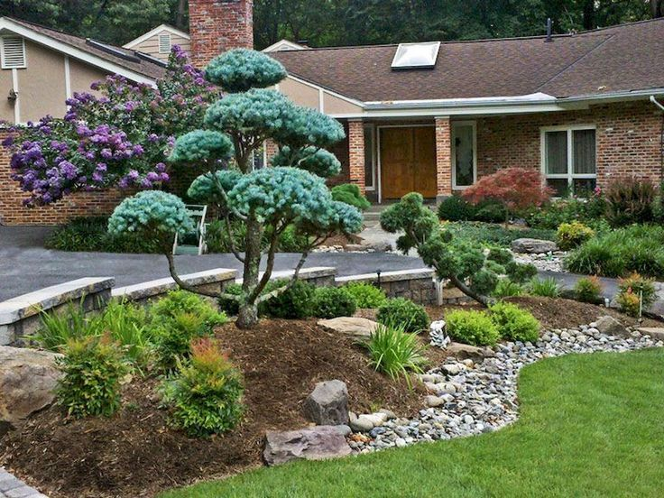Beste Vorgarten Landschaftsbau Ideen und Garten-Designs #vorgartenanlegen