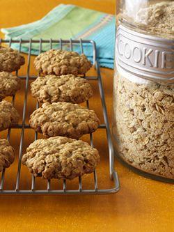 homemade oatmeal cookie mix