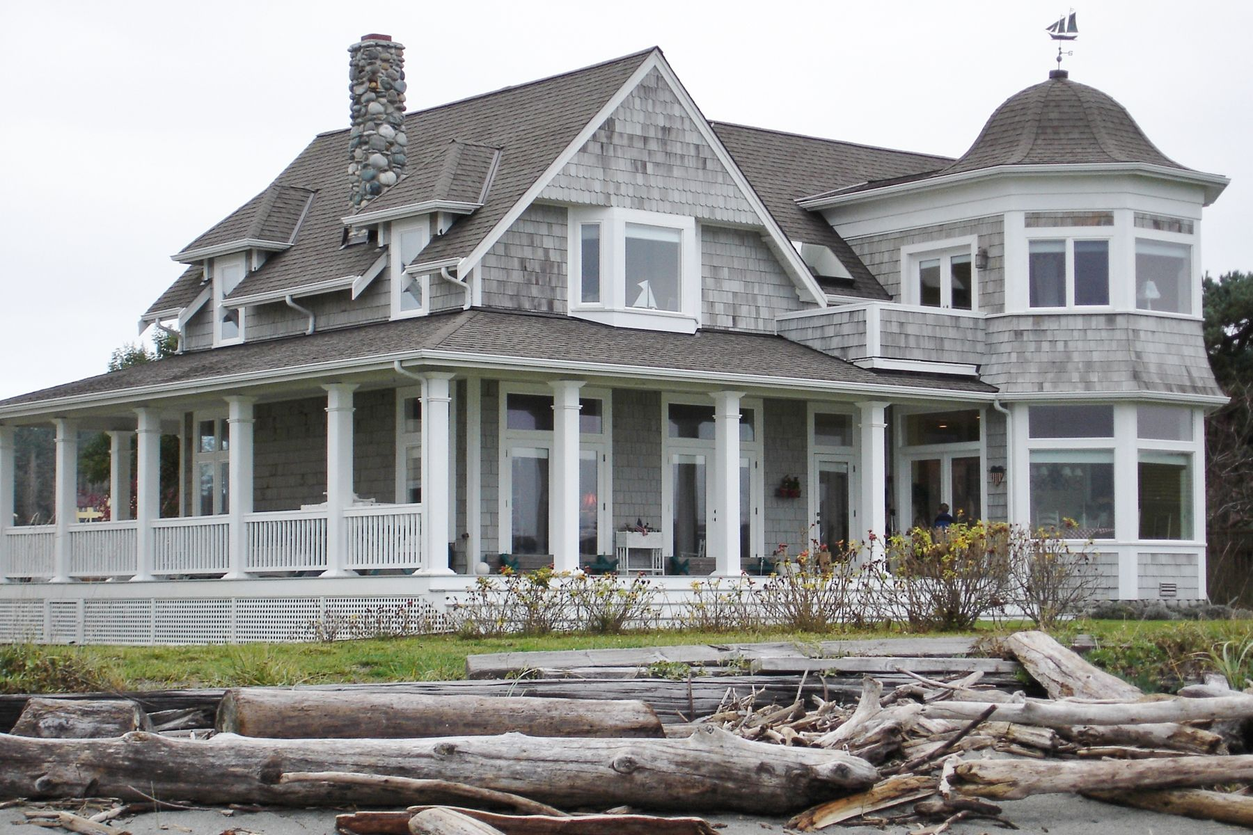 Whidbey Island Washington Beach House
