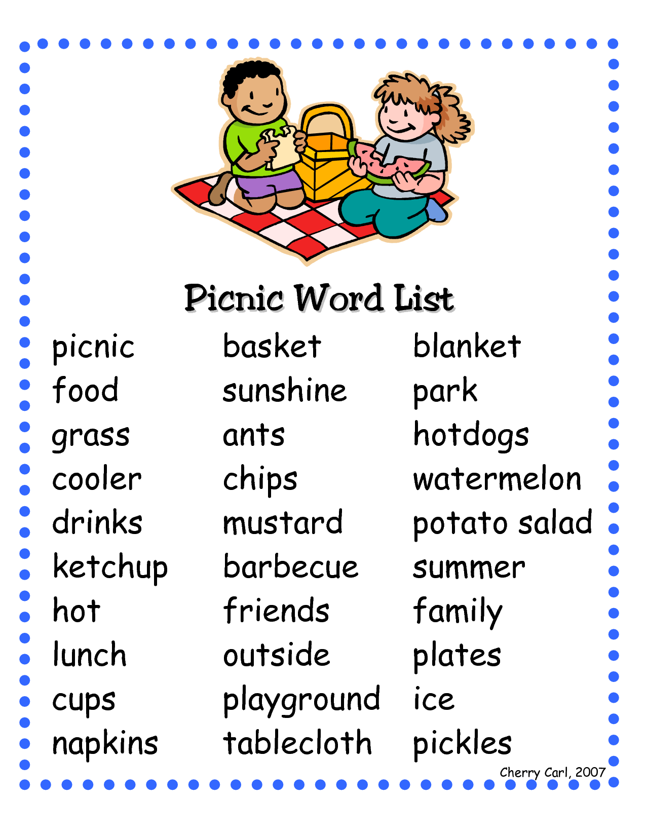 plan a fun family picnic this summer with these great tips ...