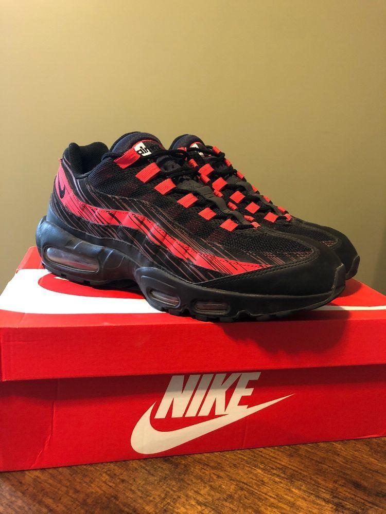 new styles f09bf a35ec Nike Air Max 95 PRM Size 12 Mens Shoes  fashion  clothing  shoes