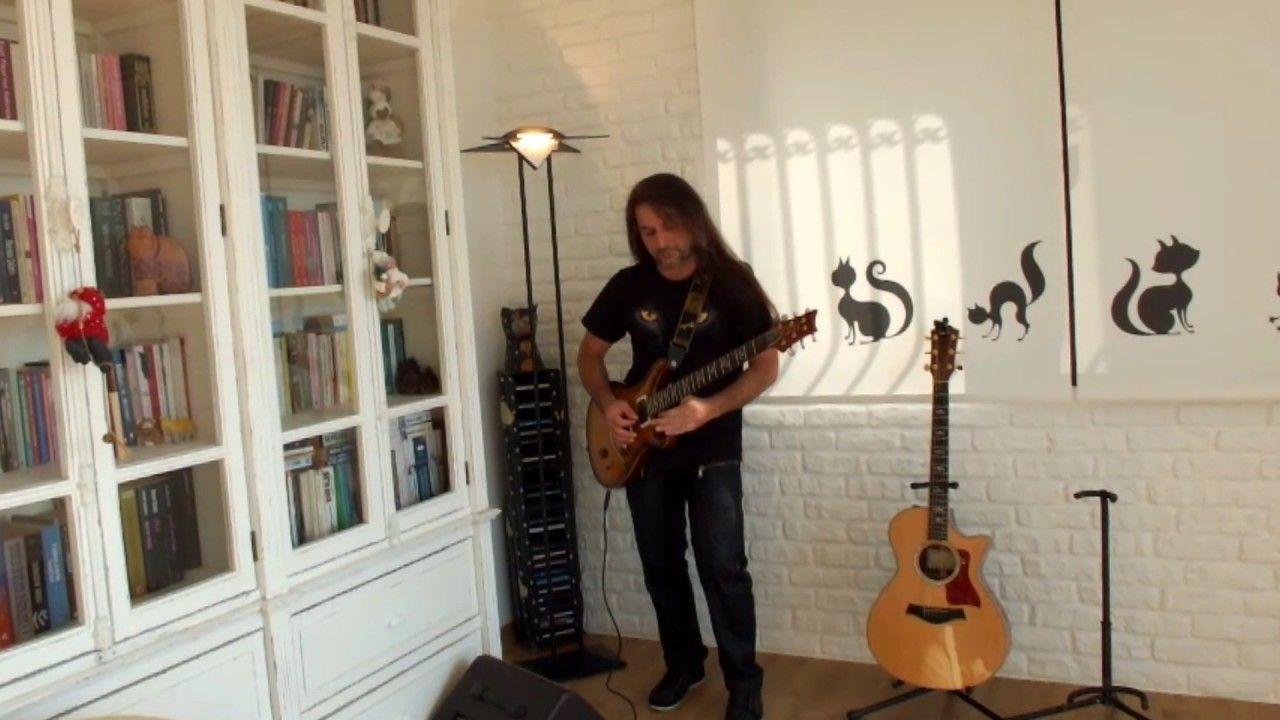 Ian bairnson sooner or later guitar solo cover videolar