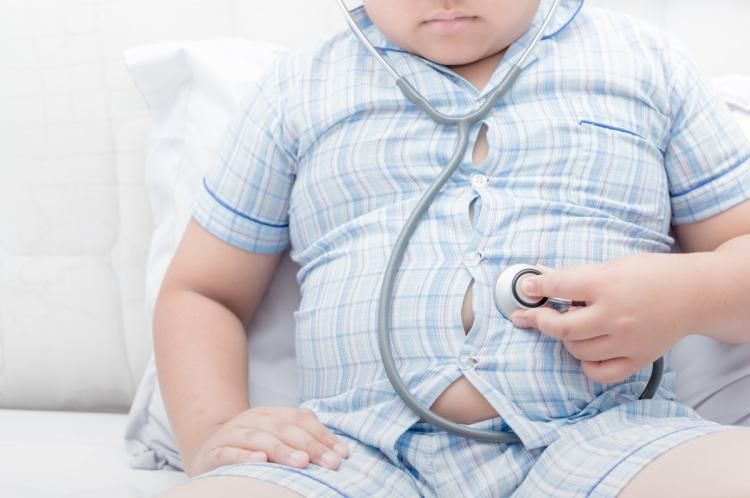 what can cause weight loss in toddlers