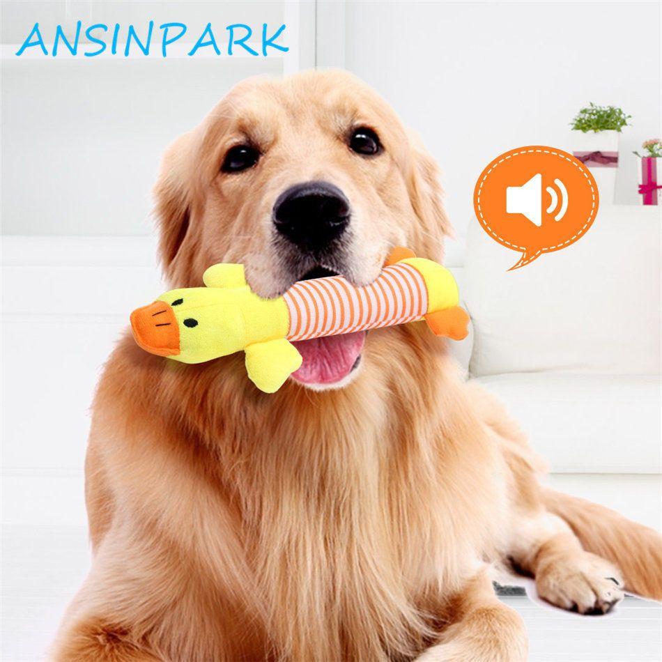 ANSINPARK funny zabawka dla kota psa nadziewane pies