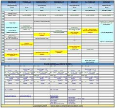 Disney Vacation Planning Spreadsheet Disney Trip Planning