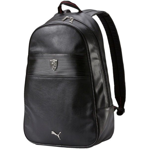 a1b4a35d4d Puma Ferrari Backpack (€48) via Polyvore featuring bags