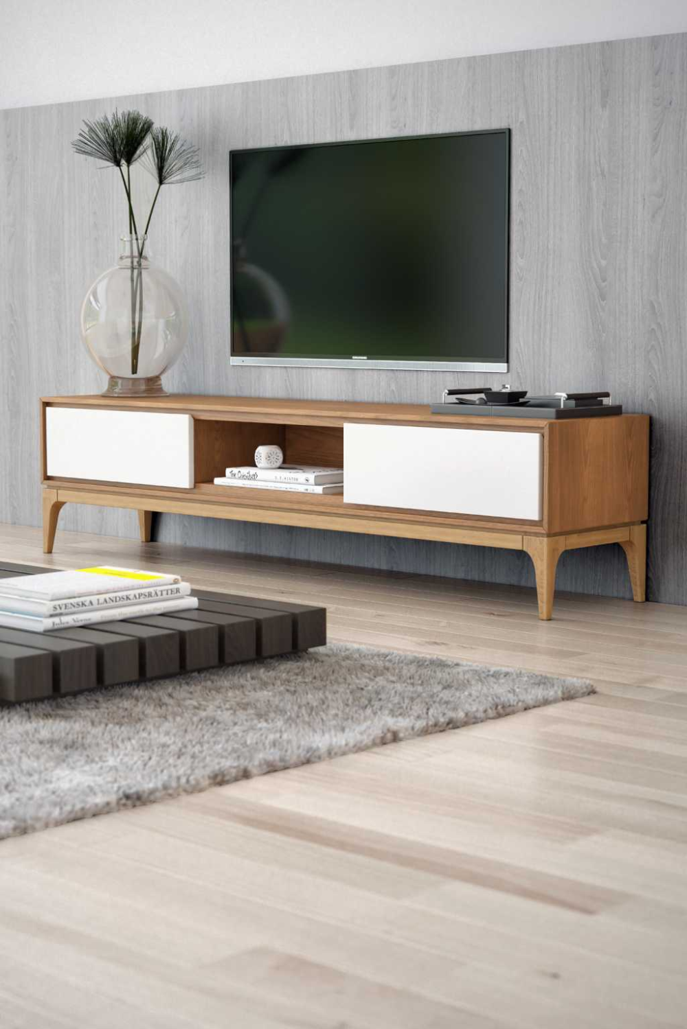 Joren Tv Stand Rove Concepts Rove Concepts Mid Century Furniture
