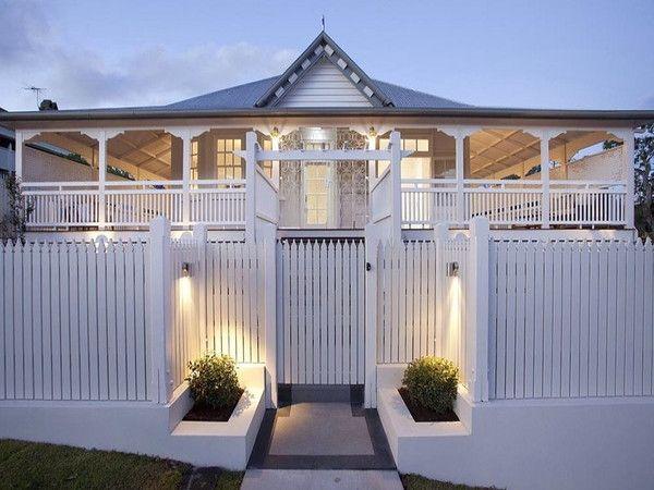 Federation style house brisbane qld home pinterest for Queenslander home designs australia