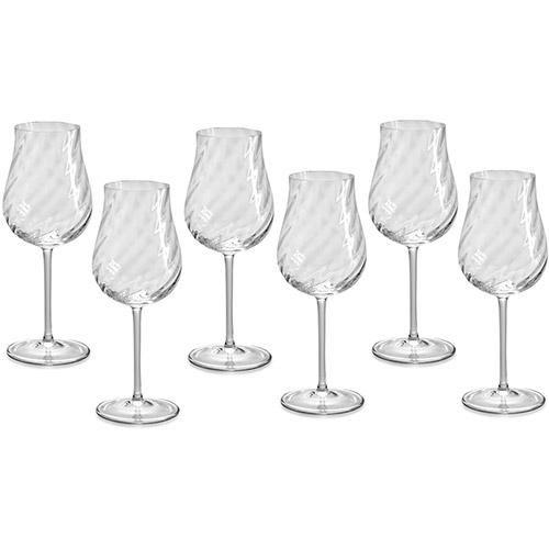 Conjunto de Taças de Vinho Tinto Twist - 390ml - Mail Order - Oxford