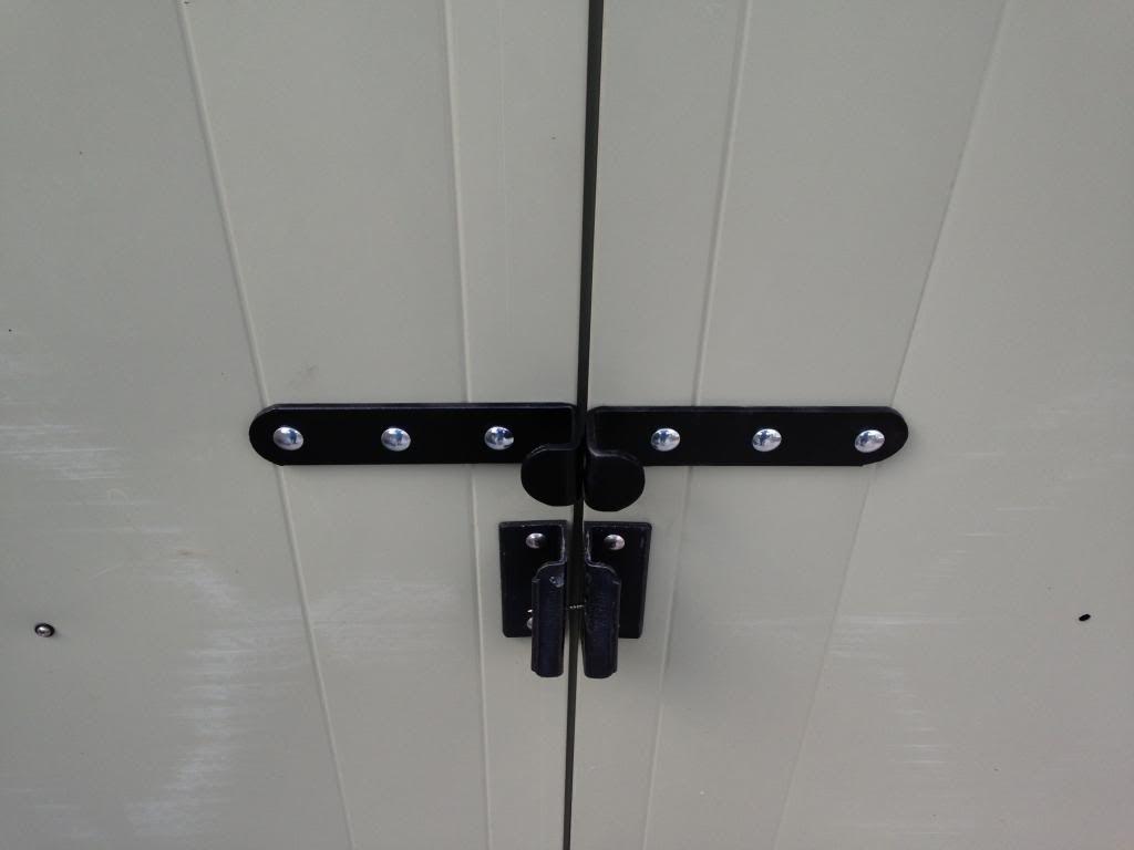 Security Locks For Shed Doors Door Lock Security Garage Door Security Door Locks